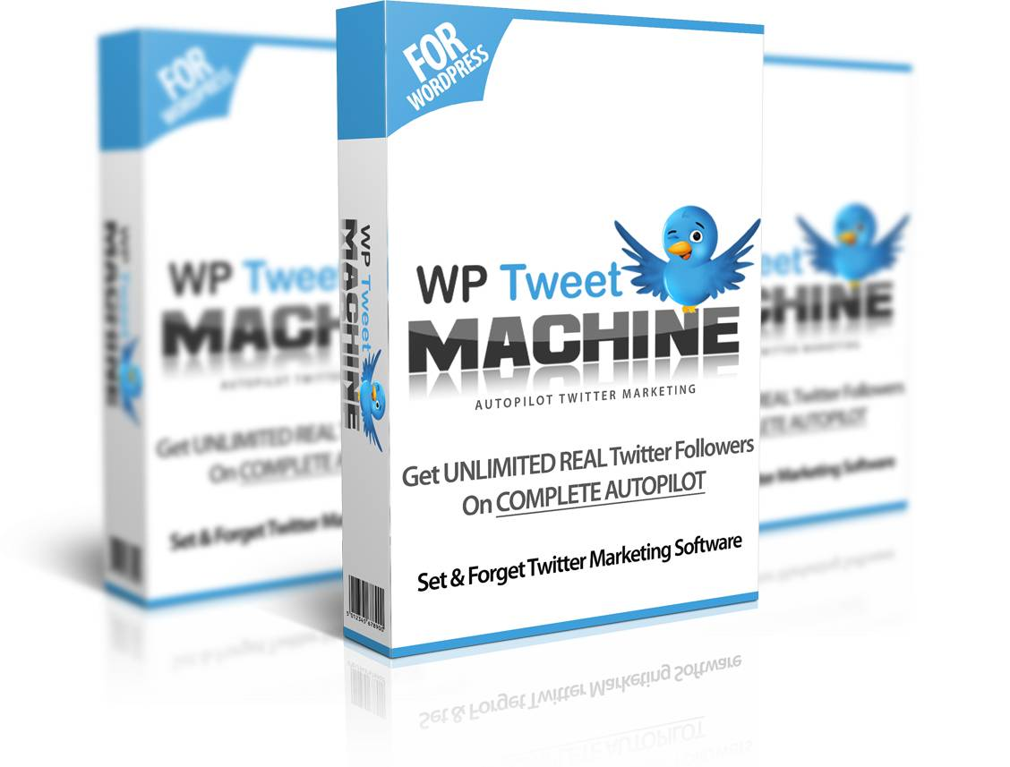 WP Tweet Machine V2